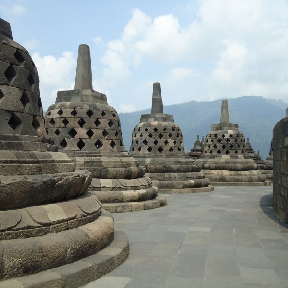 Indonesië – Borobordur